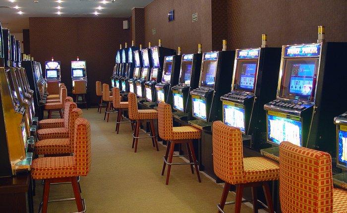 Casino Bahía de Cádiz Comar Maquinas Recreativas