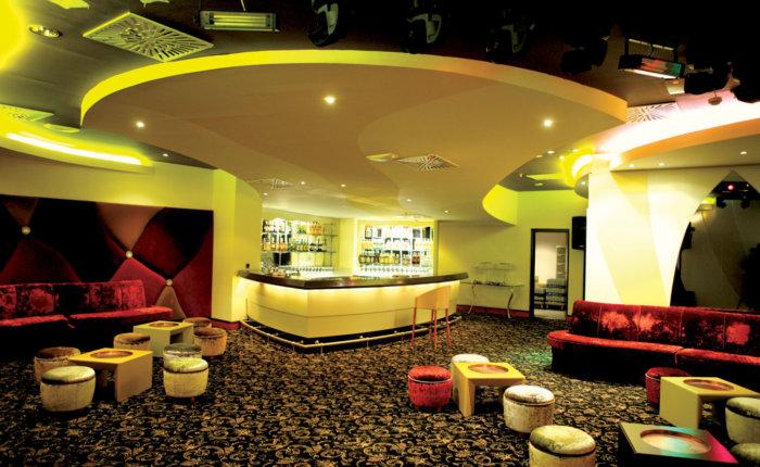 Bodas Gran Casino Aranjuez, Discoteca