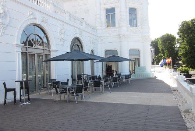 Gran Casino Sardinero Comar Terraza