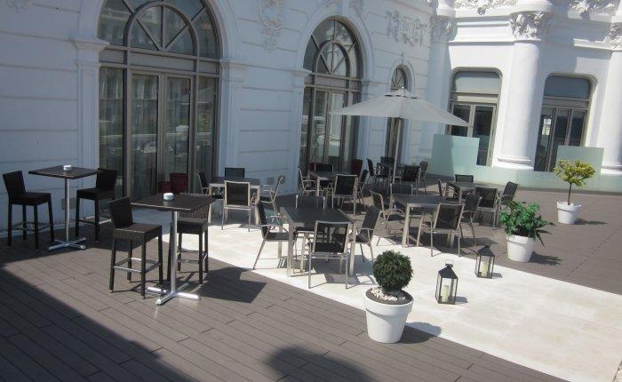 Gran Casino Sardinero Comar Mesas Terraza