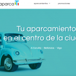 web aparcat
